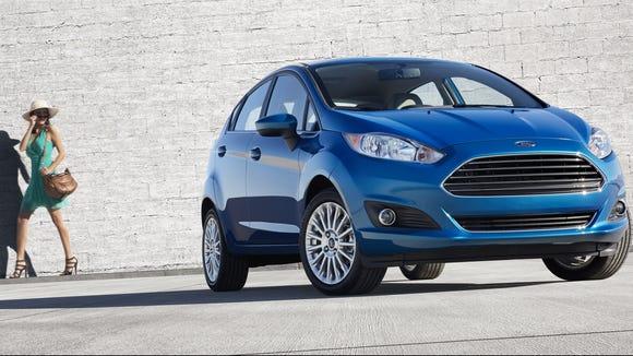 Ford Fiesta 5dr