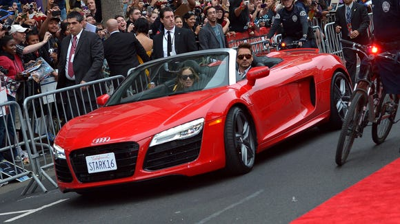 No Audi R8s Harmed In Making Of Iron Man 3