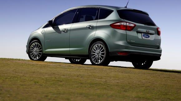 Ford C-MAX Energi