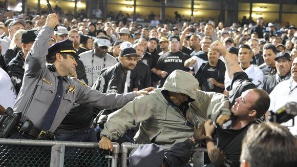 9.12.12 Raiders fight