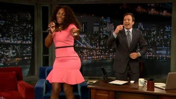 Serena karaoke