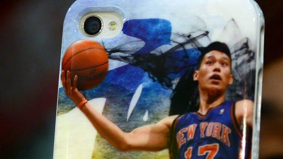 Jeremy Lin Phone