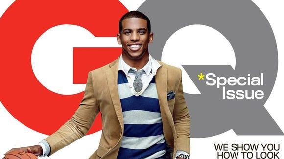 9 19 2012 Chris Paul GQ cover
