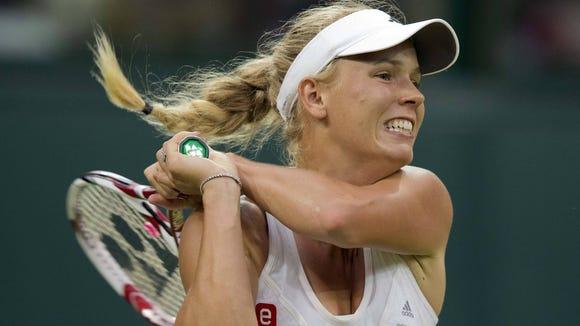 9 20 2012 Caroline Wozniacki