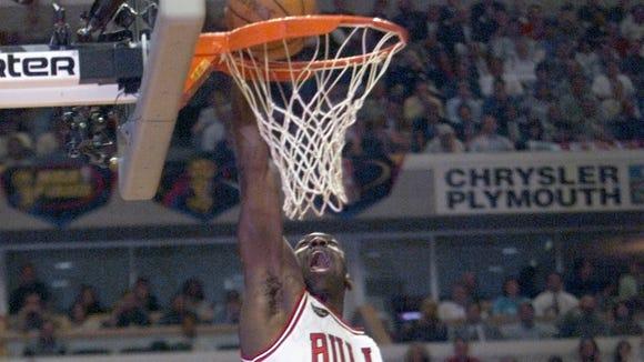 9 27 2012 Michael Jordan dunk