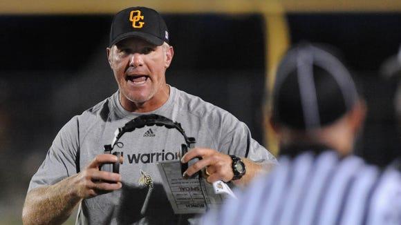 2012-09-28-Favre-Coach-Oak-Grove-upset