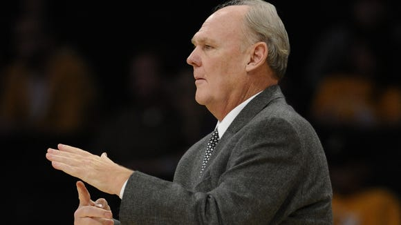 10 02 2012 George Karl signals time out