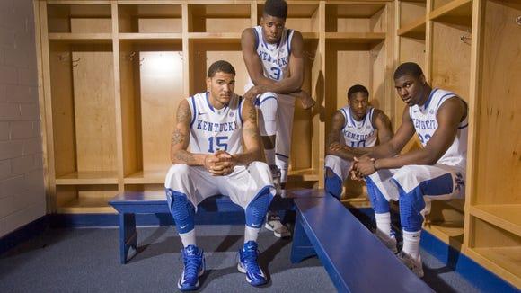 10 08 2012 Kentucky freshman