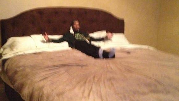 10 11 2012 Mo Williams big bed