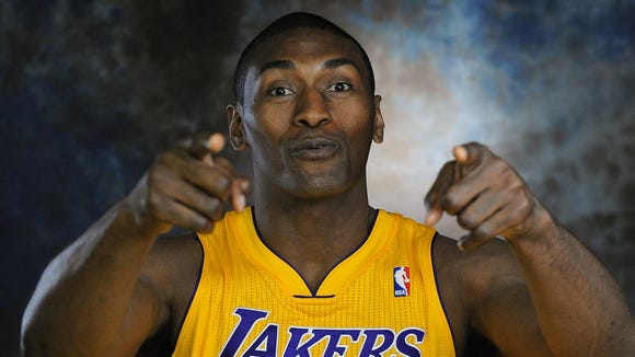 10 15 2012 Metta World Peace posed