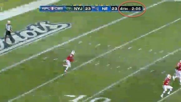 2012-10-22 Patriots time