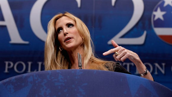 10 24 2012 Ann Coulter