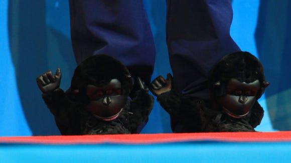 2012-12-17 Monkey shoes Lochte
