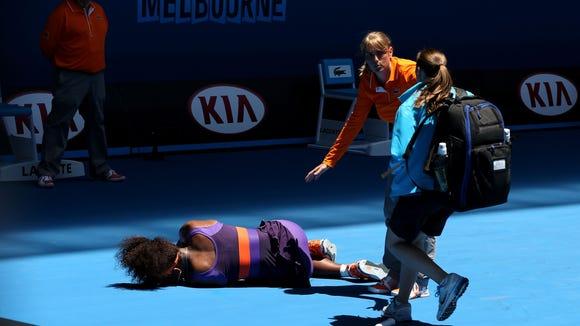 2013-1-14 Serena falls