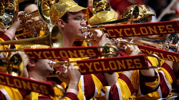 2013-03-22-iowa-state-basketball-band