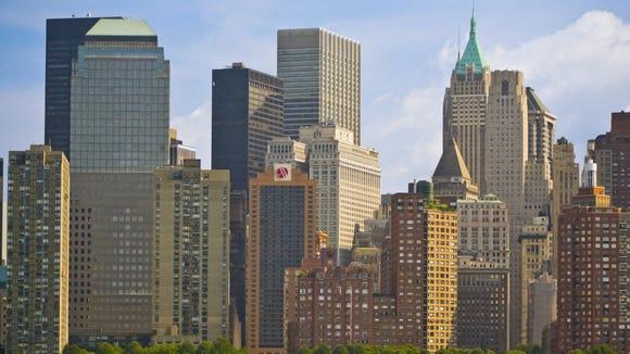 NY Marriott Downtown