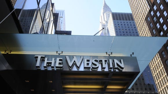 Westin Grand Central ext