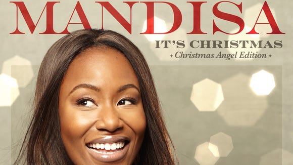 Mandisa re-releases her Christmas album Oct. 9.