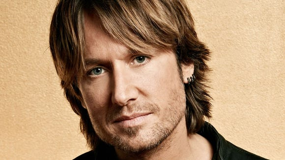 """American Idol"" judge Keith Urban"