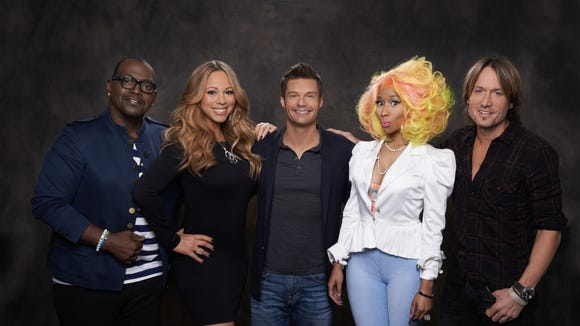 """American Idol"" starts its new season"