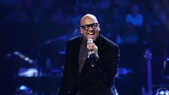 Vincent Powell in the Sudden Death Round of AMERICAN IDOL.