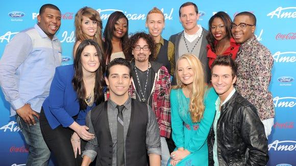 The American Idol Season 12 Top 10