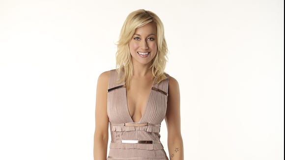 """Kellie Pickler is part of the cast on the 16th season of ABC's """"Dancing With the Stars."""""""