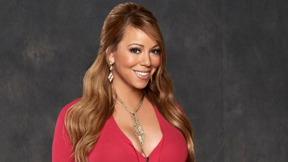 AMERICAN IDOL: Mariah Carey.