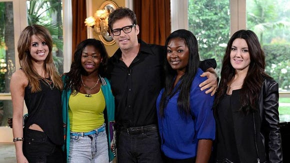 Multi-talented artist Harry Connick Jr mentors the final 4 on AMERICAN IDOL.