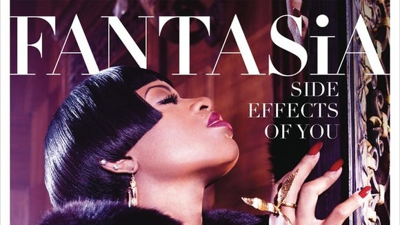 """Fantasia's """"Side Effects of You"""" debut at No. 2 on The Billboard 200."""