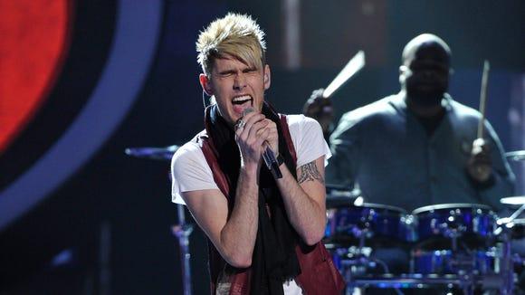 "Colton Dixon performs on ""American Idol"""