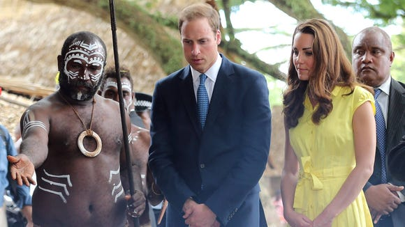 Will Kate warrior