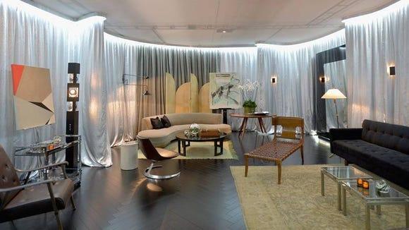 Derek Lam Emmys Green Room
