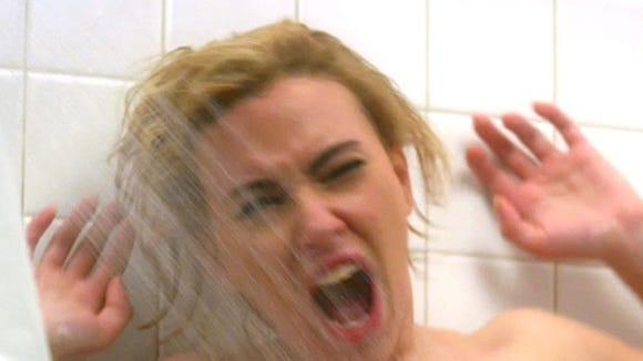 Hitchcock Shower Scene