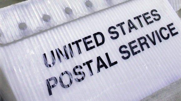 Postal service default