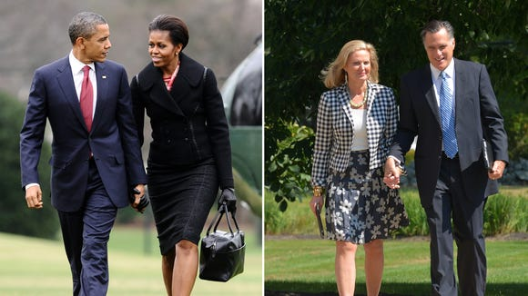 presidential-couples