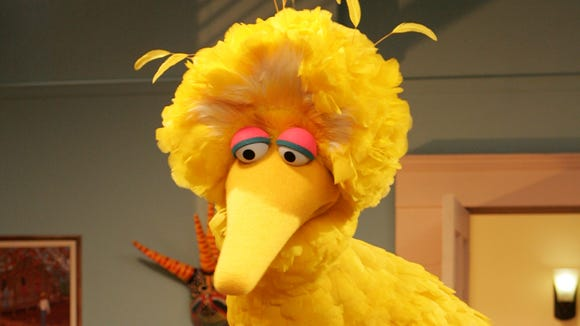Sesame Street's Big Bird became a focus of Wednesday's presidential debate.