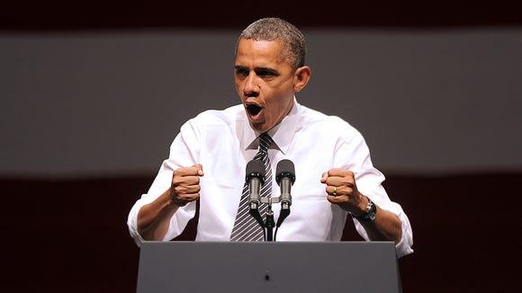 obama-yell