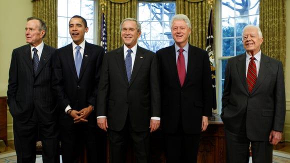 obama-ex-presidents