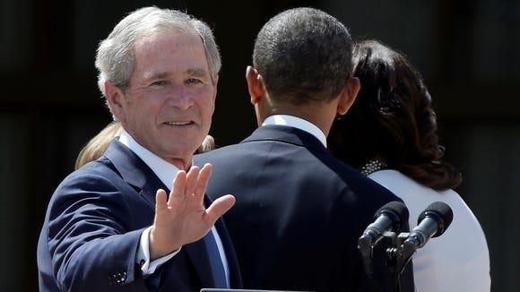 bush-obama