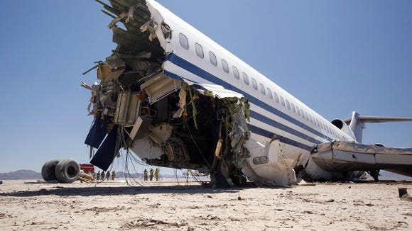 discovery channel plane crash