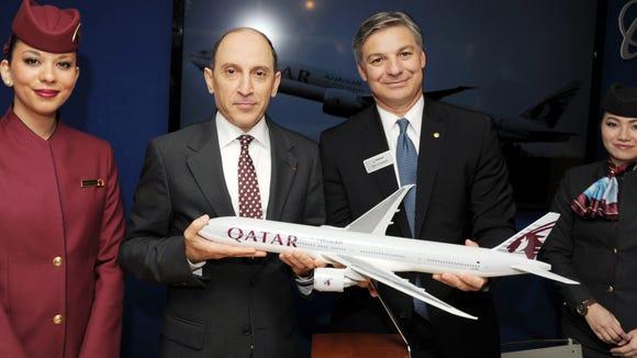qatar boeing 777 order