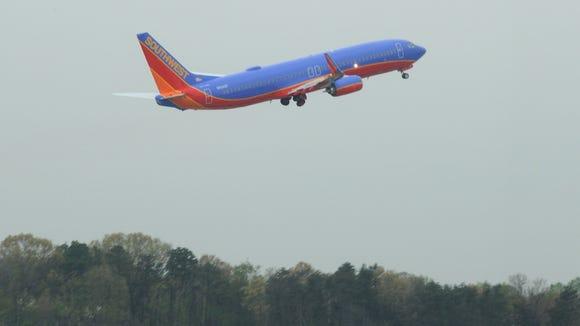 Southwest Begins Service To Des Moines - My flight to des moines