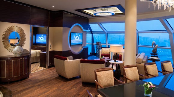 Celebrity Offers New Suite Perks - Cruise Radio