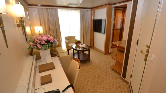 First Look Royal Princess Owner S Suites