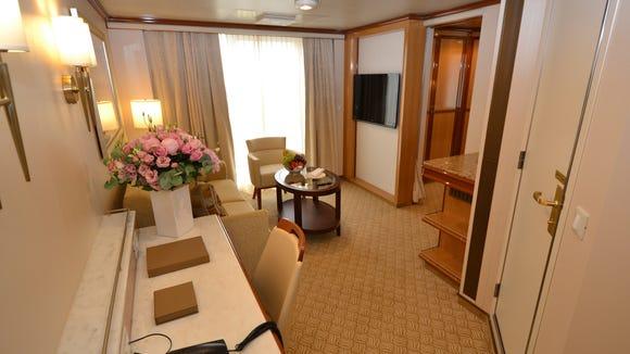 First Look Royal Princess Owner S Suites