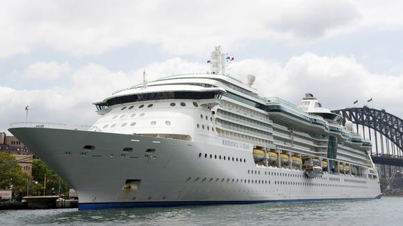 Cruise Ship Review Royal Caribbeans Radiance Of The Seas - Radiance of the seas