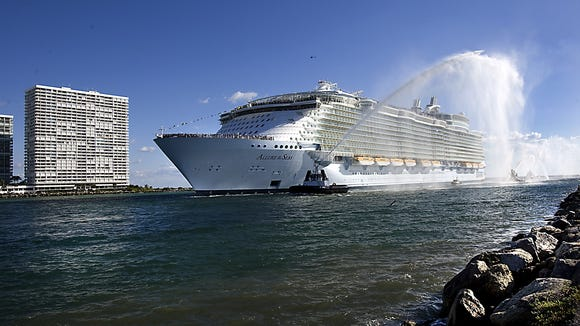 New 39 World 39 S Largest 39 Cruise Ship Could Arrive In 2016