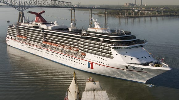 In Wake Of Sandy A Cruise To Nowhere From Baltimore - Last minute cruises from baltimore