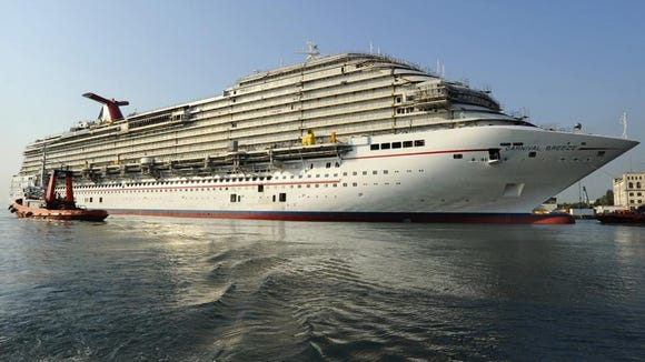 Next Carnival Ship To Be Called Carnival Vista - Buying a cruise ship
